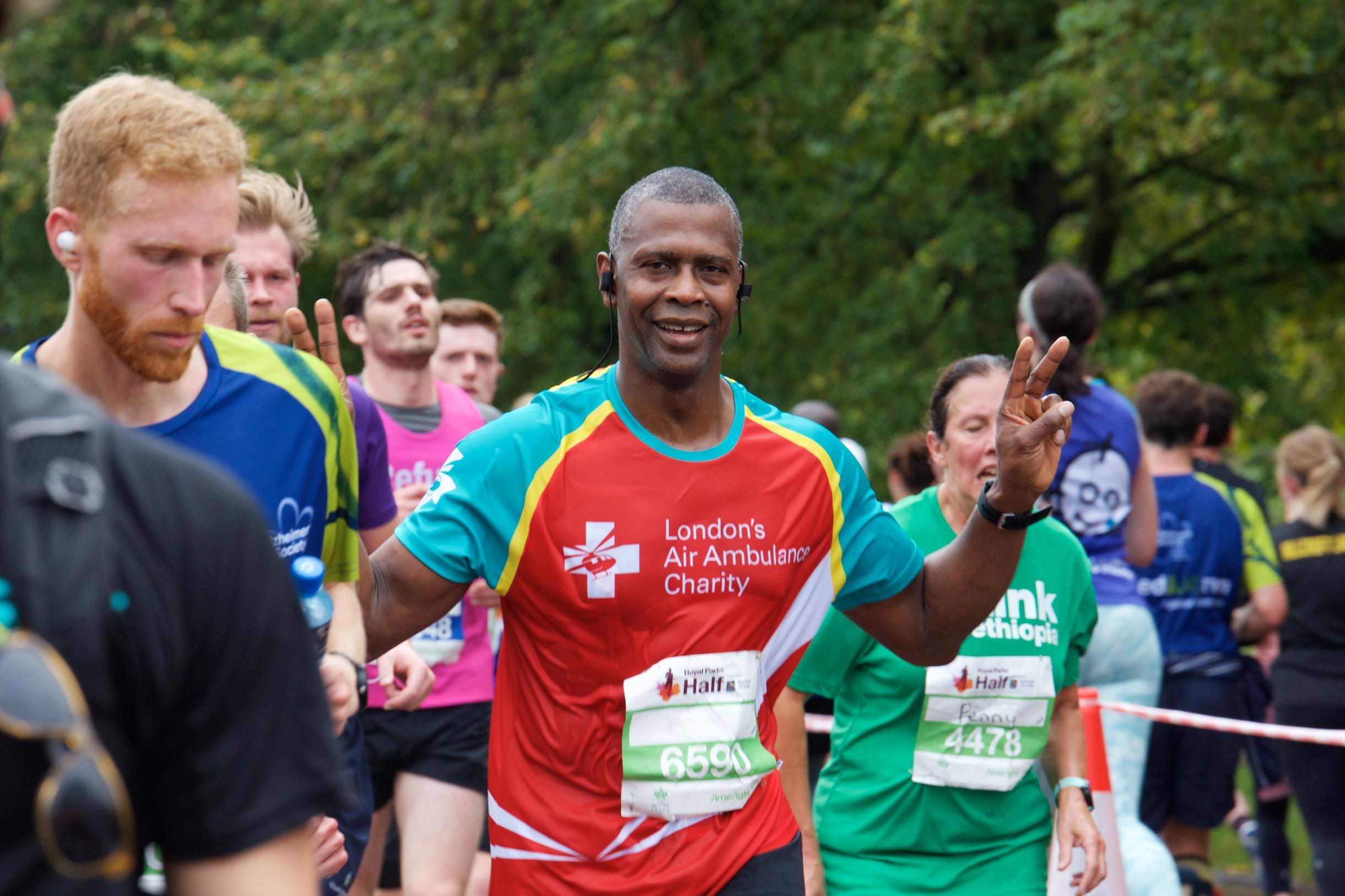 Royal Parks Half Marathon 2021