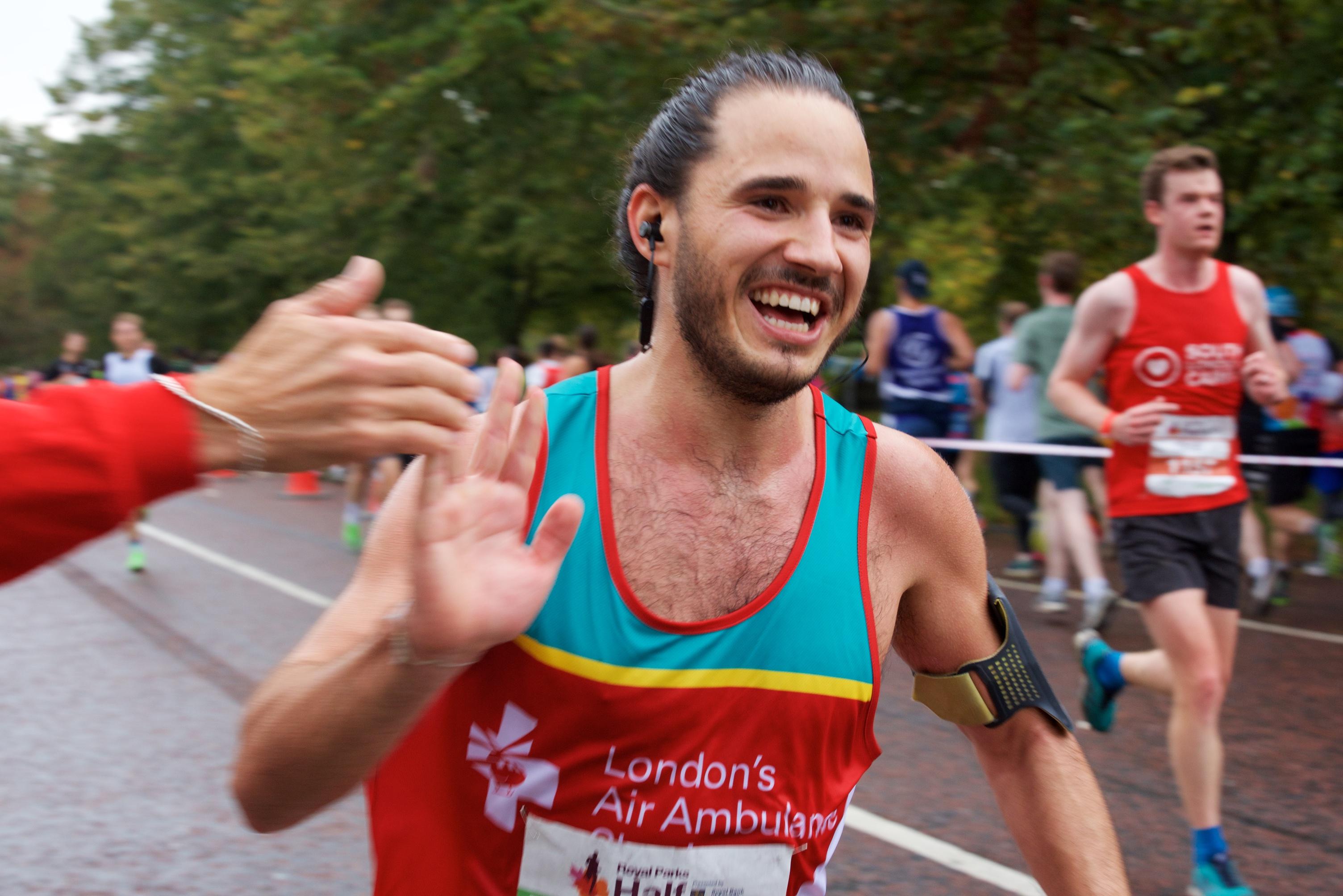 London Landmarks Half Marathon 2021