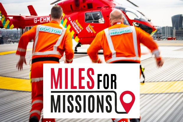 Miles for Missions